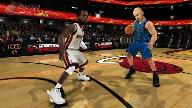 NBA JAM: On Fire Edition Screenshot #16 for Xbox 360