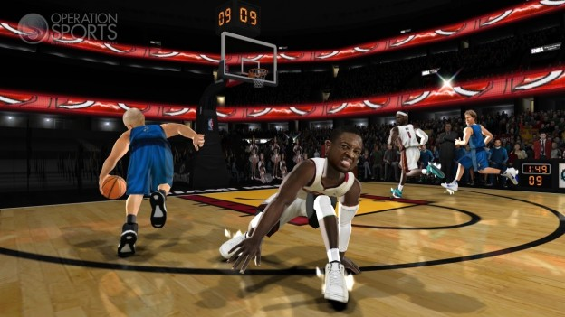 NBA JAM: On Fire Edition Screenshot #17 for Xbox 360
