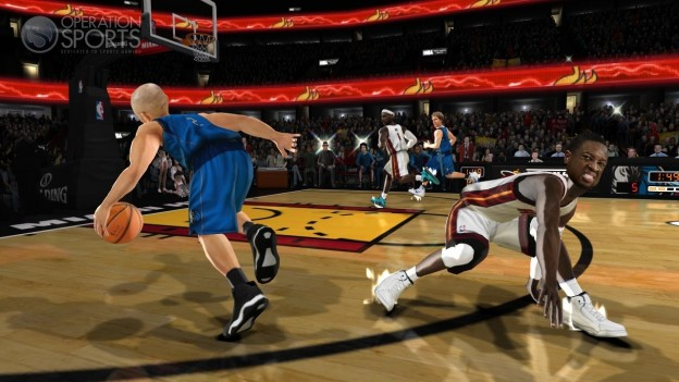 NBA JAM: On Fire Edition Screenshot #18 for Xbox 360