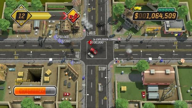 Burnout Crash Screenshot #1 for Xbox 360