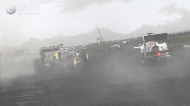 F1 2011 Screenshot #12 for Xbox 360