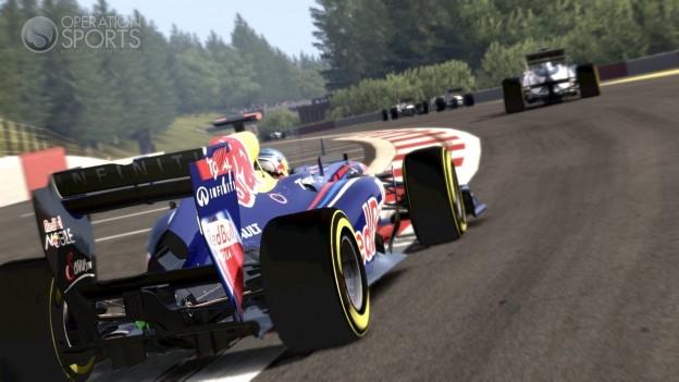 F1 2011 Screenshot #14 for Xbox 360
