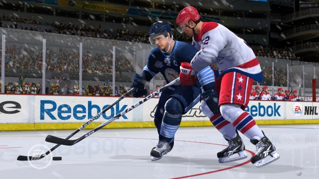NHL 12 Screenshot #35 for Xbox 360