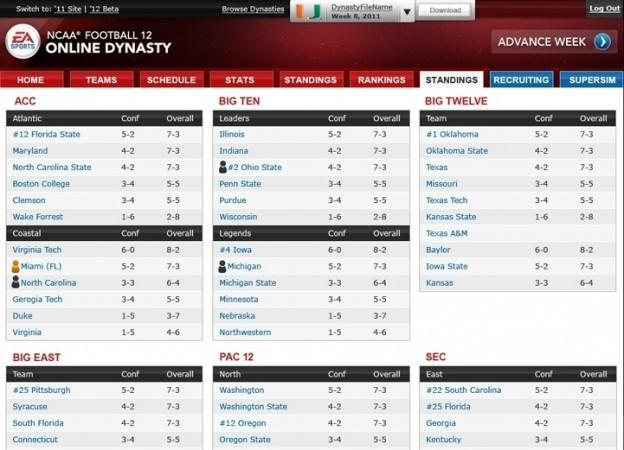 NCAA Football 12 Screenshot #335 for Xbox 360