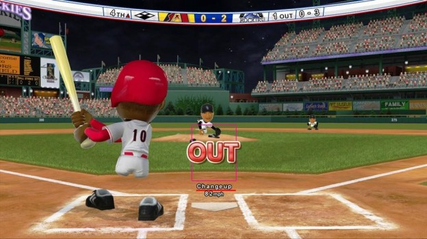 MLB Bobblehead Pros Screenshot #2 for Xbox 360
