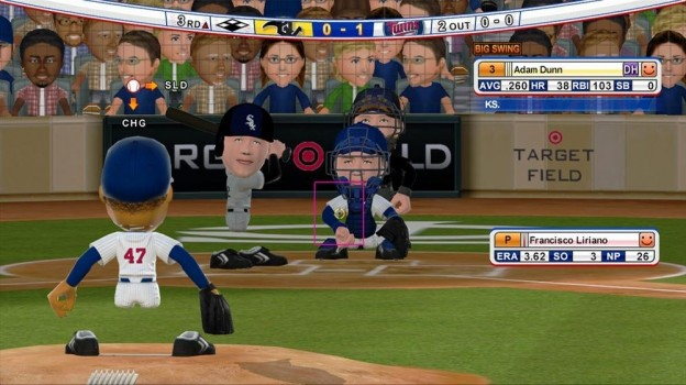 MLB Bobblehead Pros Screenshot #3 for Xbox 360