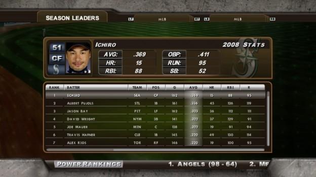 Major League Baseball 2K8 Screenshot #246 for Xbox 360