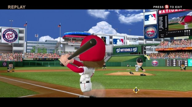 MLB Bobblehead Pros Screenshot #5 for Xbox 360