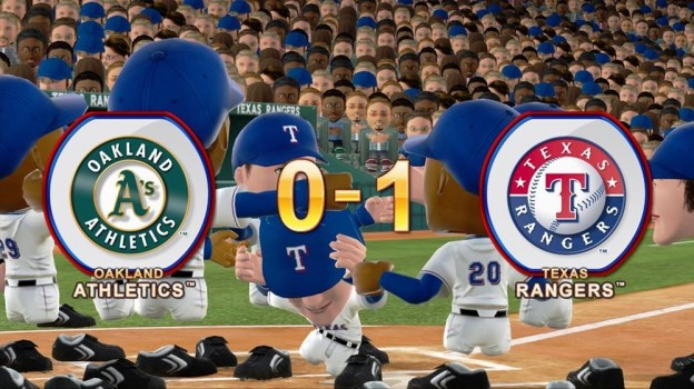 MLB Bobblehead Pros Screenshot #7 for Xbox 360