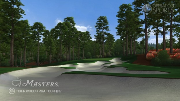 Tiger Woods PGA TOUR 12: The Masters Screenshot #2 for PC
