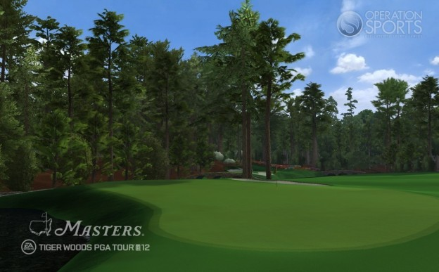 Tiger Woods PGA TOUR 12: The Masters Screenshot #3 for PC