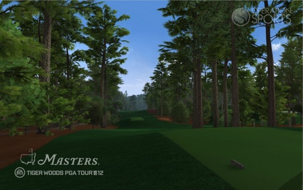 Tiger Woods PGA TOUR 12: The Masters Screenshot #4 for PC