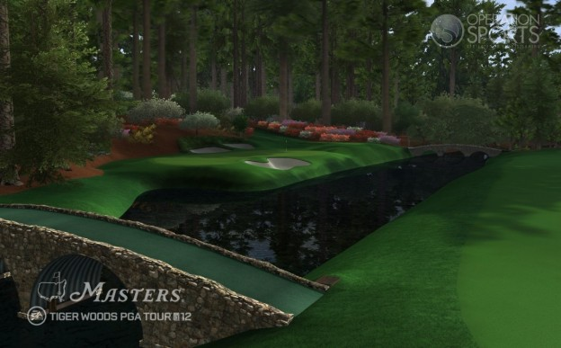 Tiger Woods PGA TOUR 12: The Masters Screenshot #6 for PC
