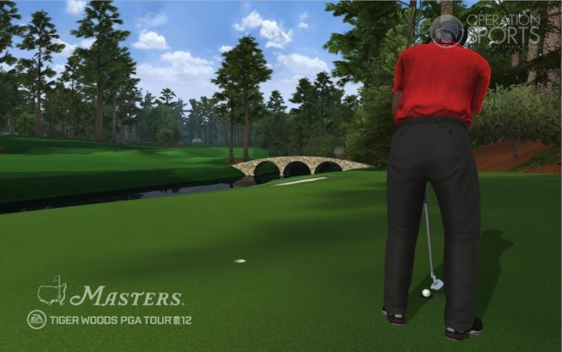 Tiger Woods PGA TOUR 12: The Masters Screenshot #7 for PC