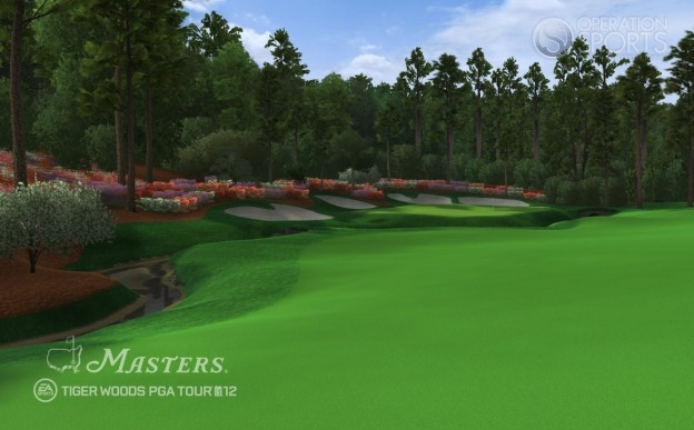 Tiger Woods PGA TOUR 12: The Masters Screenshot #9 for PC