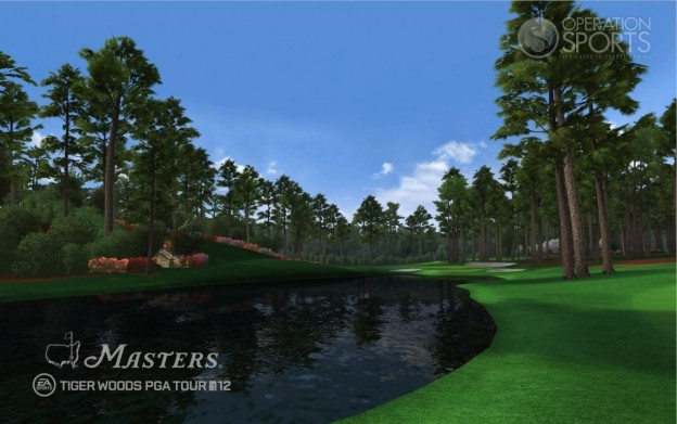 Tiger Woods PGA TOUR 12: The Masters Screenshot #10 for PC