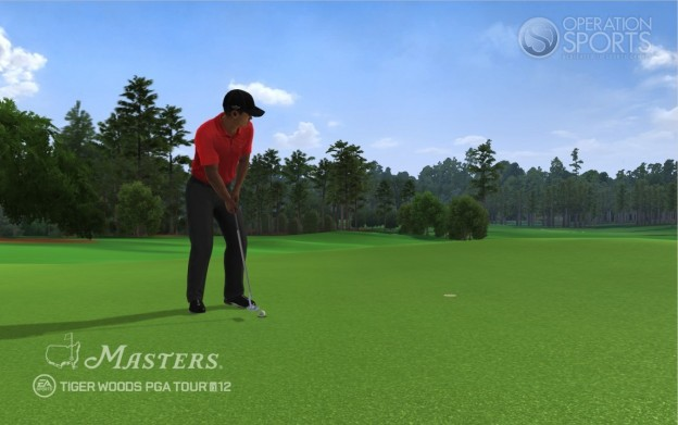 Tiger Woods PGA TOUR 12: The Masters Screenshot #11 for PC