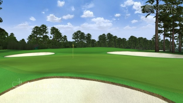 Tiger Woods PGA TOUR 12: The Masters Screenshot #13 for PC