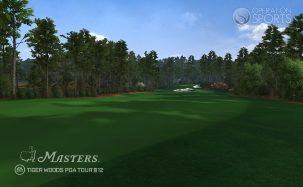 Tiger Woods PGA TOUR 12: The Masters Screenshot #1 for Mac