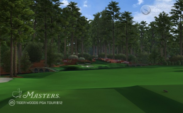 Tiger Woods PGA TOUR 12: The Masters Screenshot #5 for Mac