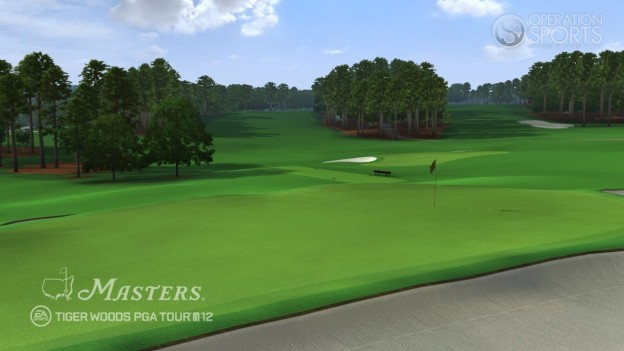 Tiger Woods PGA TOUR 12: The Masters Screenshot #12 for Mac