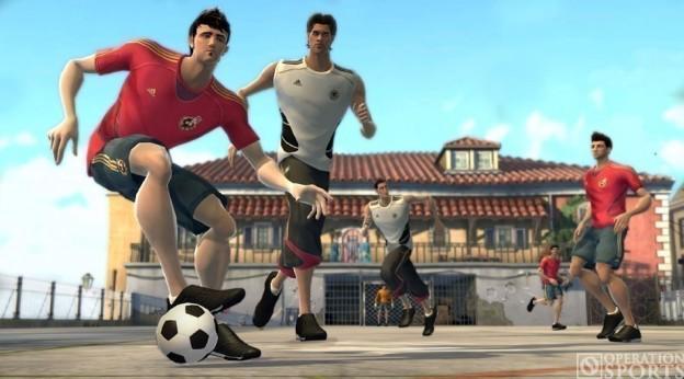 FIFA Street 3 Screenshot #15 for Xbox 360