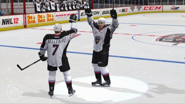 NHL 12 Screenshot #42 for Xbox 360