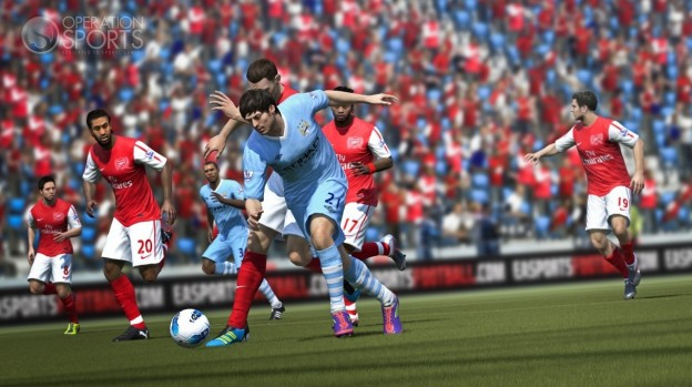 FIFA Soccer 12 Screenshot #47 for Xbox 360