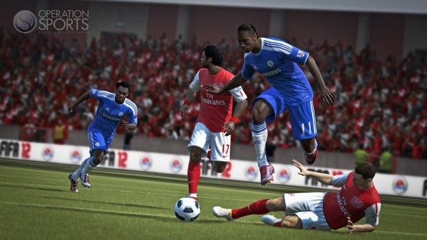 FIFA Soccer 12 Screenshot #50 for Xbox 360