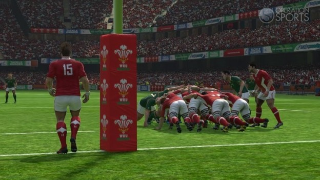 Rugby World Cup 2011 Screenshot #3 for Xbox 360
