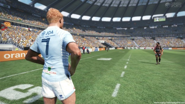 Rugby Challenge Screenshot #3 for Xbox 360
