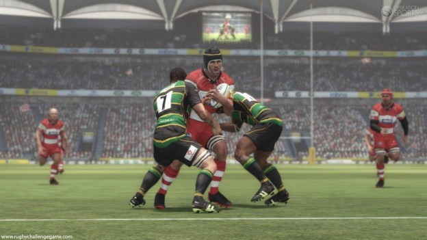 Rugby Challenge Screenshot #5 for Xbox 360