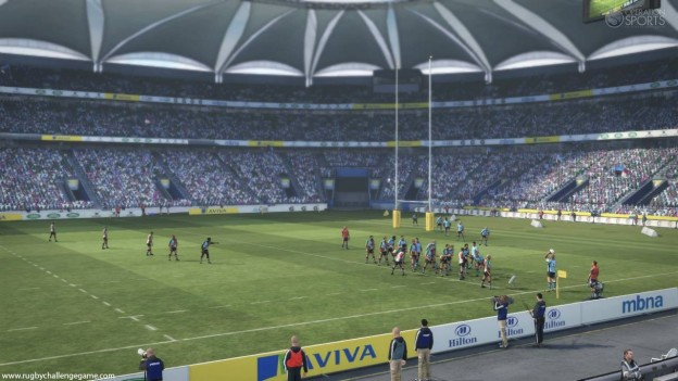 Rugby Challenge Screenshot #6 for Xbox 360