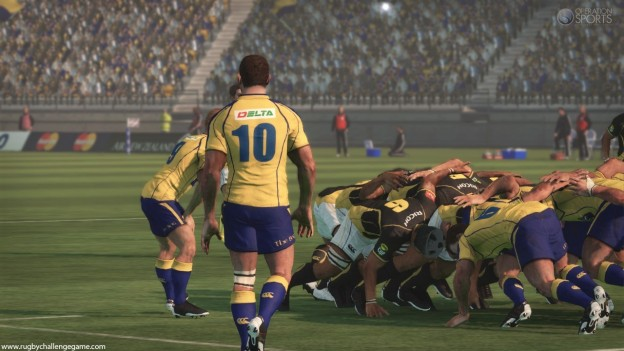 Rugby Challenge Screenshot #7 for Xbox 360