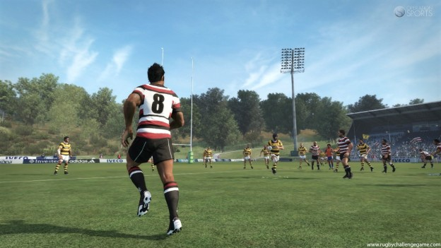 Rugby Challenge Screenshot #8 for Xbox 360