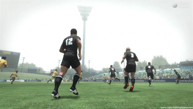 Rugby Challenge Screenshot #9 for Xbox 360