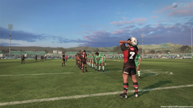 Rugby Challenge Screenshot #10 for Xbox 360