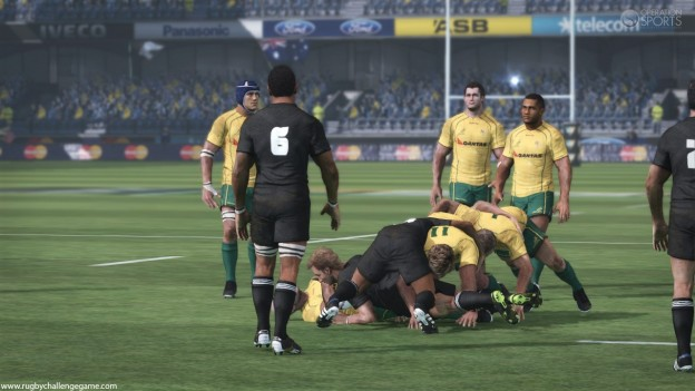 Rugby Challenge Screenshot #11 for Xbox 360
