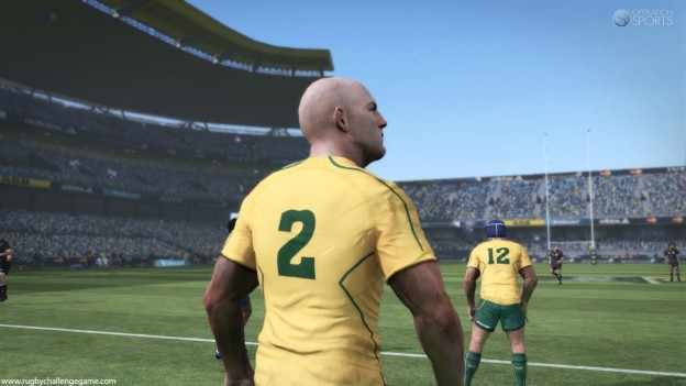 Rugby Challenge Screenshot #12 for Xbox 360