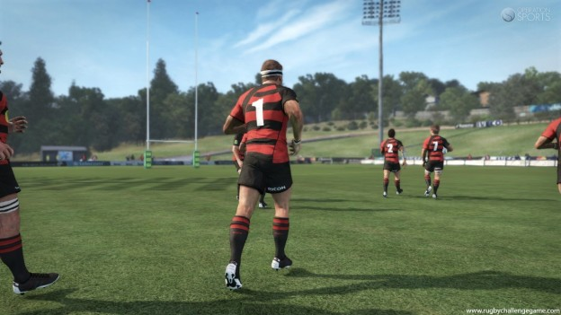 Rugby Challenge Screenshot #14 for Xbox 360