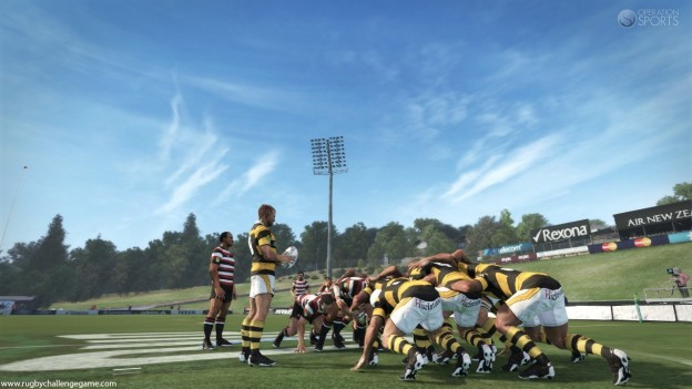 Rugby Challenge Screenshot #15 for Xbox 360