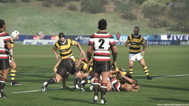 Rugby Challenge Screenshot #17 for Xbox 360