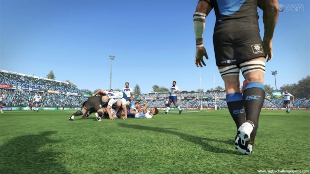 Rugby Challenge Screenshot #19 for Xbox 360
