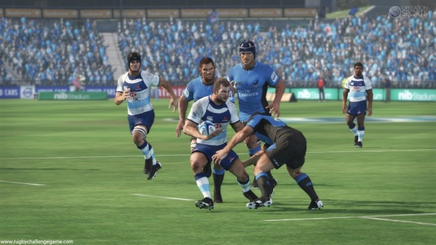 Rugby Challenge Screenshot #21 for Xbox 360
