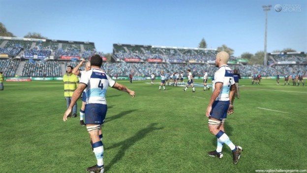 Rugby Challenge Screenshot #22 for Xbox 360
