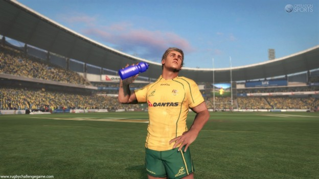 Rugby Challenge Screenshot #25 for Xbox 360