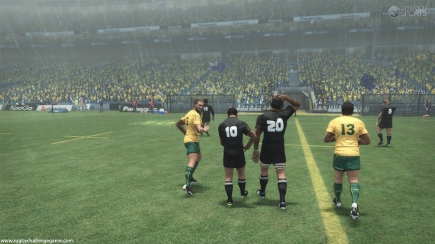 Rugby Challenge Screenshot #26 for Xbox 360