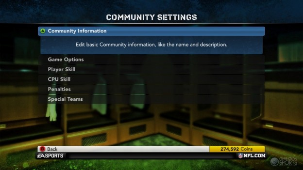 Madden NFL 12 Screenshot #323 for Xbox 360
