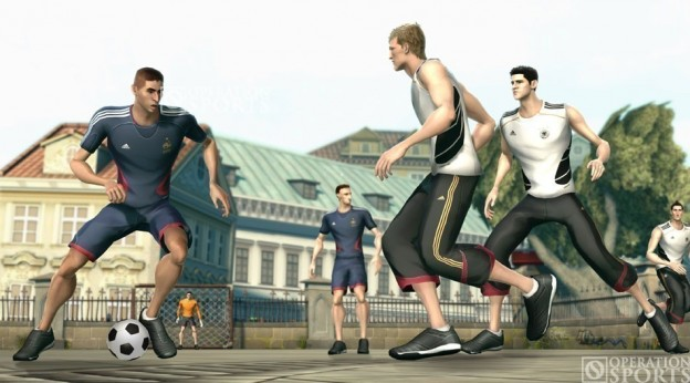 FIFA Street 3 Screenshot #16 for Xbox 360