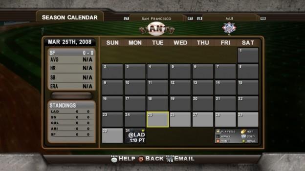 Major League Baseball 2K8 Screenshot #263 for Xbox 360